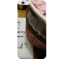 A Necessary Thing  iPhone Case/Skin