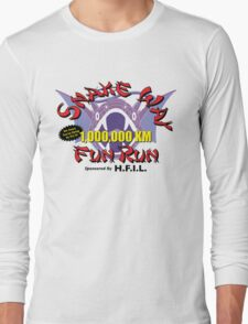 Snake Way Fun Run Long Sleeve T-Shirt