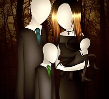 Slender Family Portrait by Immortalsushi