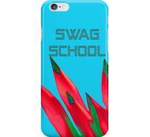Swag School Blue Case  iPhone Case/Skin