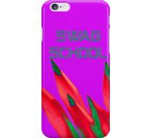Swag School Purple Case iPhone Case/Skin