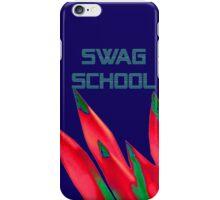 Swag School Navy Case iPhone Case/Skin