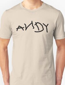 ANDY (Toy Story) T-Shirt
