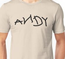 ANDY (Toy Story) Unisex T-Shirt