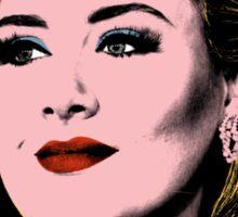 Adele Pop Art -  #adele  Sticker