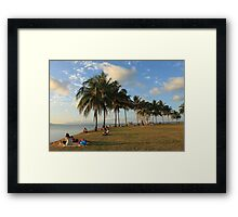 MCC Port Douglas Framed Print