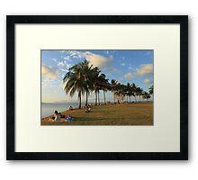 MCC Port Douglas Framed Print