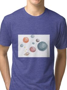 Space Tri-blend T-Shirt