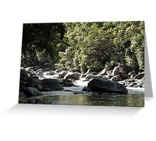 MCC Mossman Gorge Greeting Card