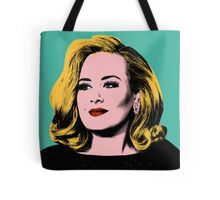 Adele Pop Art -  #adele  Tote Bag