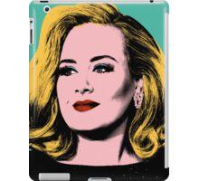 Adele Pop Art -  #adele  iPad Case/Skin