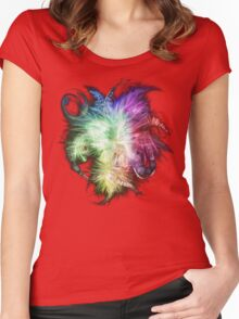 Fireworks Women's Fitted Scoop T-Shirt