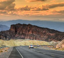 Zabryskie Point by RayDevlin