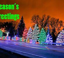 Season's Greetings by Adam Bykowski