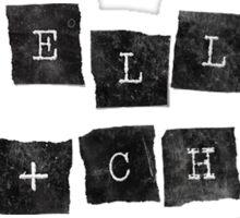 Hello Bitches CL 5 Sticker