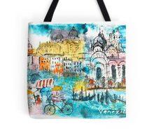 Venice Impressions Tote Bag