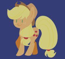 Little Applejack by SaradaBoru