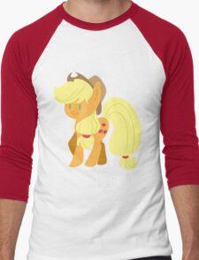 Little Applejack Men's Baseball ¾ T-Shirt