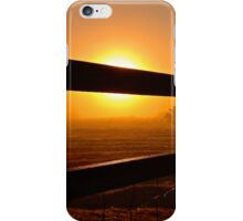 Moorland Sunrise iPhone Case/Skin