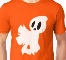 Stitched Mouth Blankey Ghost Unisex T-Shirt