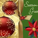 Season Greetings (6858 VIEWS) by aldona