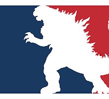 Godzilla by major-league