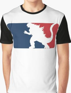 Godzilla Graphic T-Shirt
