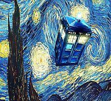 Van Gogh by sofich