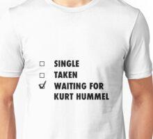 Waiting for Kurt Hummel Unisex T-Shirt