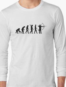 Evolution Archery Long Sleeve T-Shirt