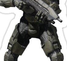 Vote Halo 4 T-Shirt Sticker