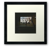 Sail Away With Me ...  Framed Print