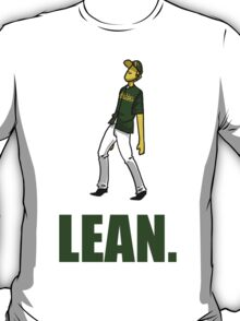 can you lean? T-Shirt