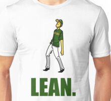 can you lean? Unisex T-Shirt