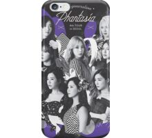 SNSD Phantasia 4th tour  iPhone Case/Skin