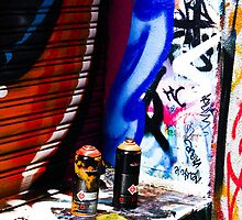 Spray Cans 2 by ezycardz