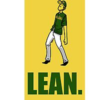 can you lean? Photographic Print