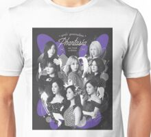 SNSD Phantasia 4th tour  Unisex T-Shirt