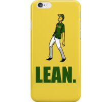 can you lean? iPhone Case/Skin
