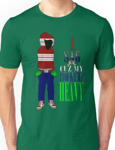 Corporate Pocketz Unisex T-Shirt