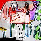 i draw and draw and draw and draw and draw and draw..... by Loui  Jover