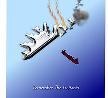 Remember The Lusitania by OctoberNoir