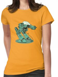 Bow to Your Sensei! Womens Fitted T-Shirt