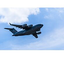 US Air Force C-17 Photographic Print