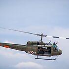 Vietnam Huey by Drew Robinson