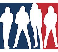 Ramones by major-league
