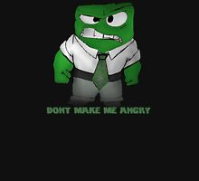 INSIDE OUT ANGER - HULKED Unisex T-Shirt