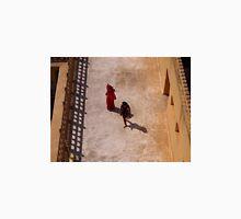 Two women in Jaipur's Pink Castle of 1,000 windows.  Unisex T-Shirt