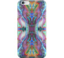 Contacts (Spiderweb Jasper) iPhone Case/Skin
