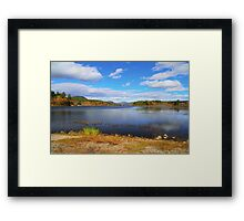 Little Patch of Green Framed Print